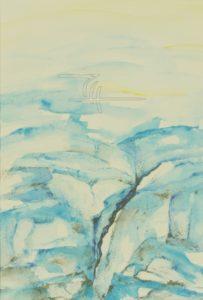 Tessin Impression - Aquarell - 30 x 40